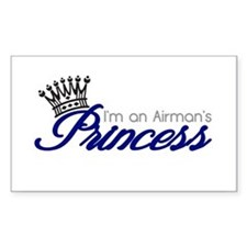 I'm an Airman's Princess Decal