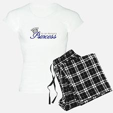 I'm an Airman's Princess Pajamas