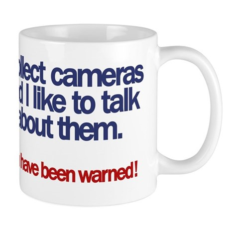 You Have Been Warned Mugs