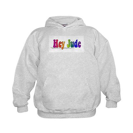 Hey Jude t-shirt front Hoodie
