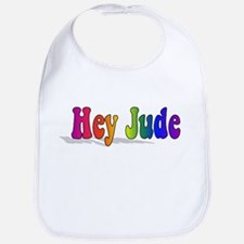 Hey Jude t-shirt front Bib