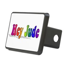 Hey Jude t-shirt front Hitch Cover