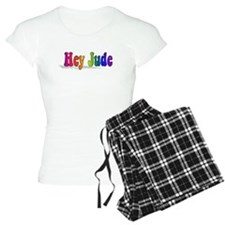 Hey Jude t-shirt front Pajamas