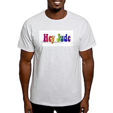 Hey Jude t-shirt front T-Shirt
