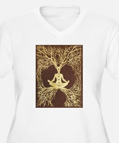 Tree of Life Plus Size T-Shirt