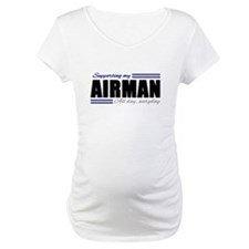 Supporting my Airman, All day, Everyday! Shirt