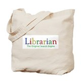 Librarian Canvas Bags