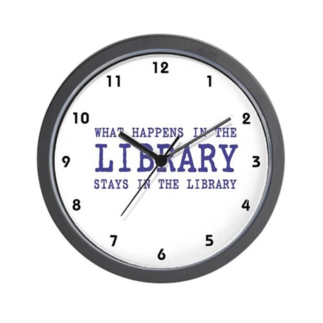 What Happens... Wall Clock