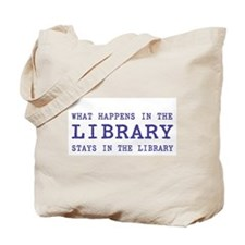 What Happens... Tote Bag