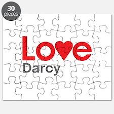 I Love Darcy Puzzle