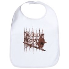 For Blood and Glory Bib