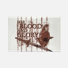 For Blood and Glory Rectangle Magnet
