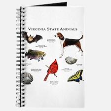 Virginia State Animals Journal