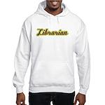 Librarian (Script) Hooded Sweatshirt
