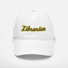 Librarian (Script) Baseball Baseball Cap