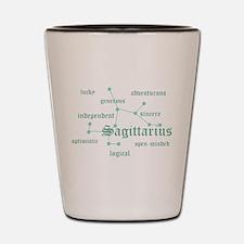 Cute Astrology Shot Glass
