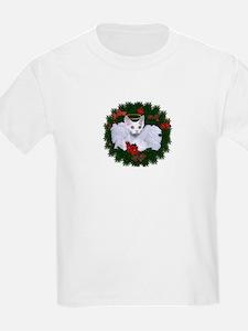 Christmas Angel Kids T-Shirt