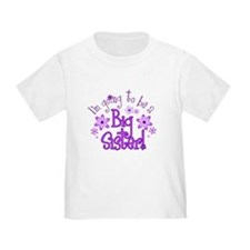 I'm going to be a Big Sister Kids T-Shirt