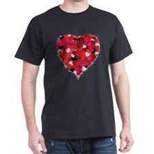 Lots Of Love Heart T-Shirt