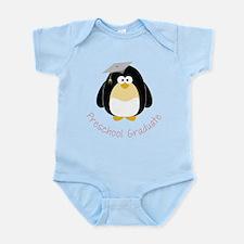 Graduation Penguin Body Suit