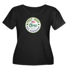 Clancys Pub and Restaurant Plus Size T-Shirt