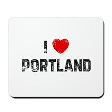 I * Portland Mousepad