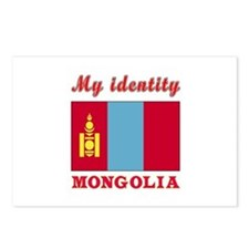 My Identity Mongolia Postcards (Package of 8)