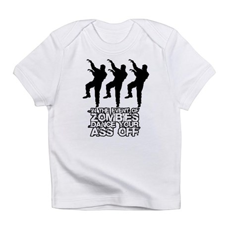 In the Event of Zombies... Infant T-Shirt