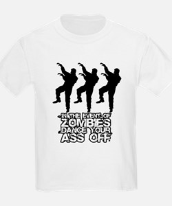 In the Event of Zombies... T-Shirt