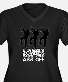 In the Event of Zombies... Plus Size T-Shirt