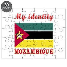 My Identity Mozambique Puzzle