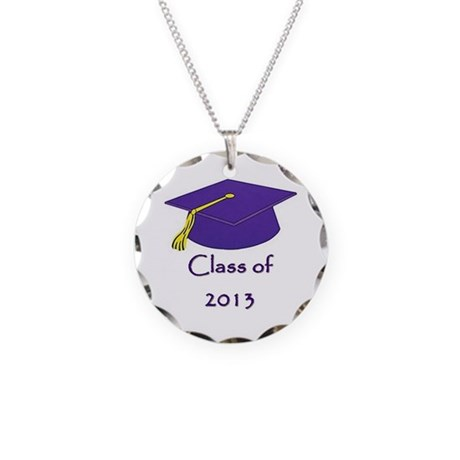 Class of 2013 Necklace Graduation Party Gift