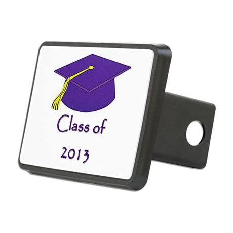Class of 2013 Hitch Cover For Graduating Senior