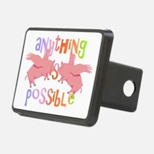 Anything is Possible Hitch Cover