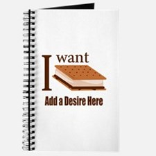 I Want Smore Add Text Journal