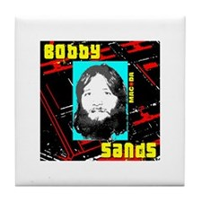 Bobby Sands Tile Coaster