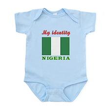 My Identity Nigeria Infant Bodysuit