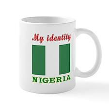 My Identity Nigeria Mug