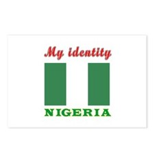 My Identity Nigeria Postcards (Package of 8)