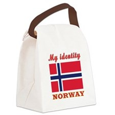 My Identity Norway Canvas Lunch Bag