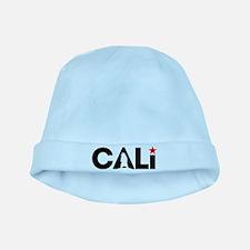 Cute Cal bear baby hat