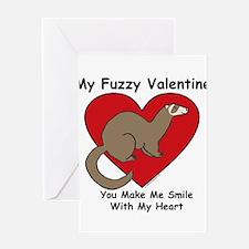 Fuzzy_Valentine Greeting Cards