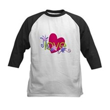 Hearty Love and Flowers Tee