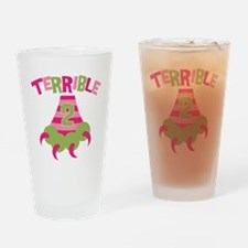 Terrible 2 Monster Drinking Glass
