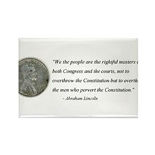 Abraham Lincoln Constitution quotation Rectangle M