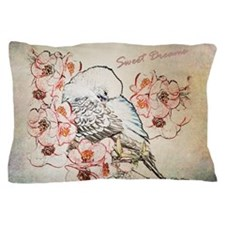 Parakeet Sweet Dreams - Pillow Case