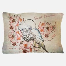 Parakeet Sweet Dreams - Pillow Case