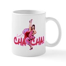 Dirty Dancing Let's Cha Cha Mug