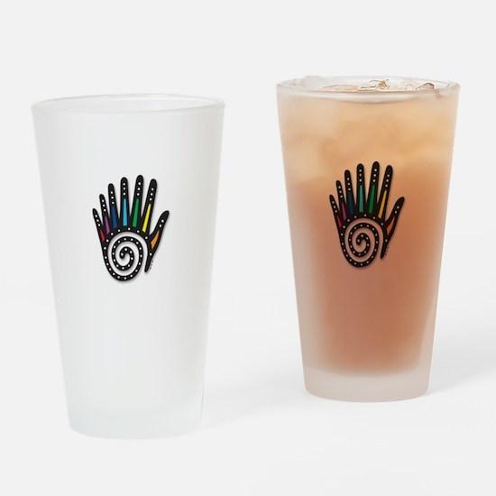 c r e a t i o n Drinking Glass