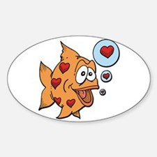 Fishy Love Decal